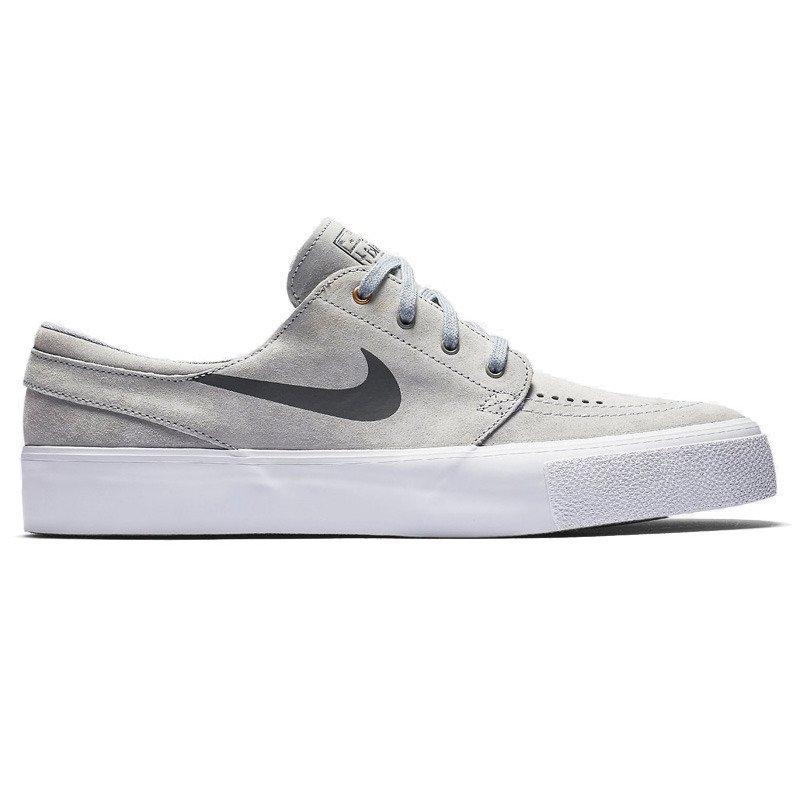 Miniramp Skateshop buty nike sb zoom stefan janoski wolf grey dark  grey-metallic gold-white 60f25dad53c10