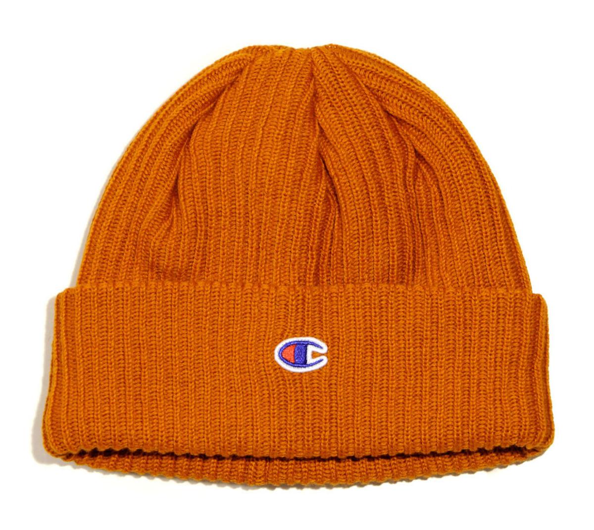 Miniramp Skateshop czapka champion reverse weave logo beanie brown 55af27153598