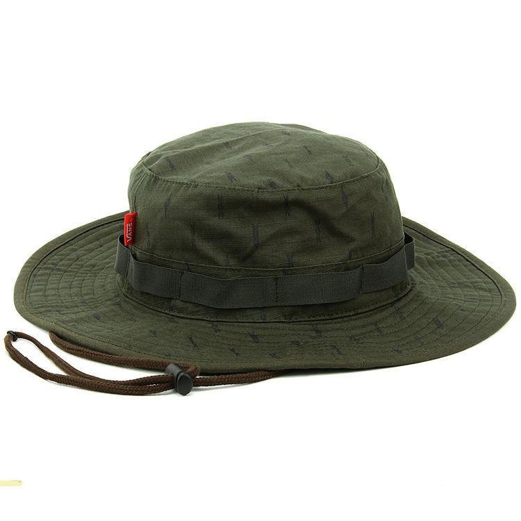 Miniramp Skateshop czapka vans boonie bucket hat ab920dfe7
