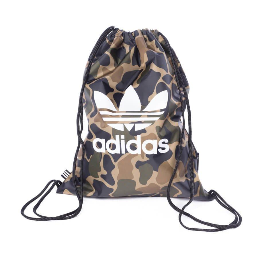 6a29f04e54a6e Miniramp Skateshop plecak adidas gymsack camo