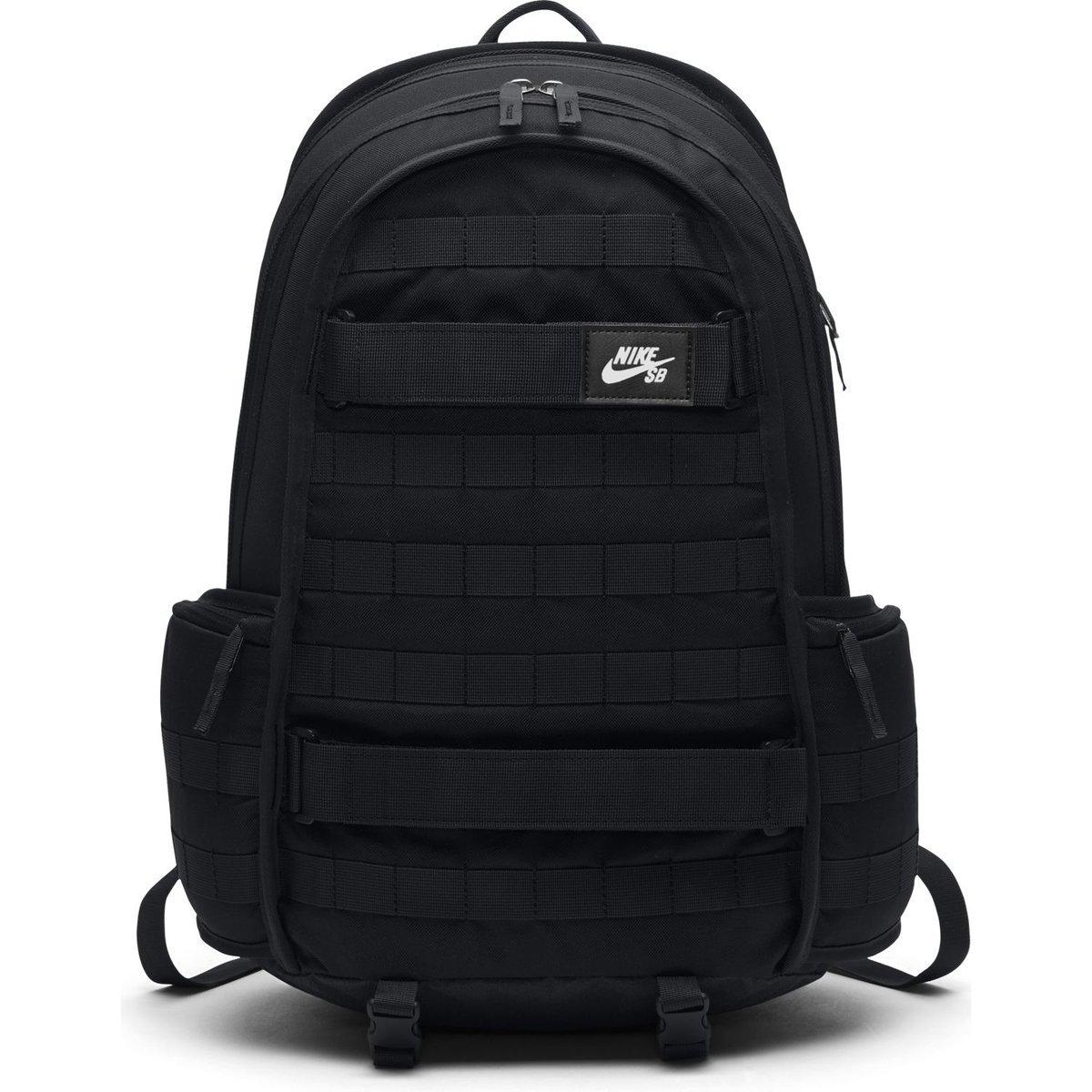 134ec6b8349ff Miniramp Skateshop plecak nike sb rpm black black black