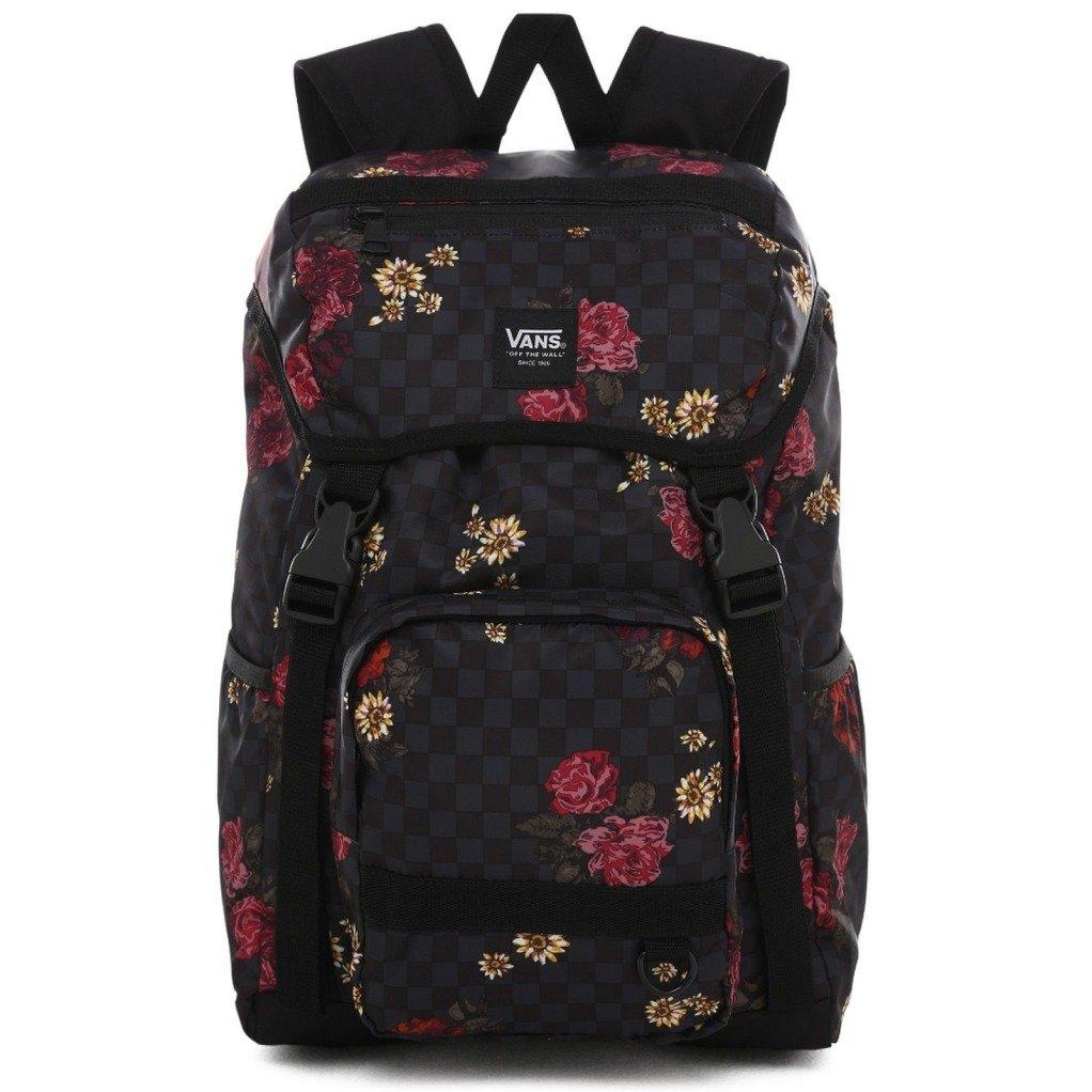 plecak vans ranger backpack botanical checkerboard