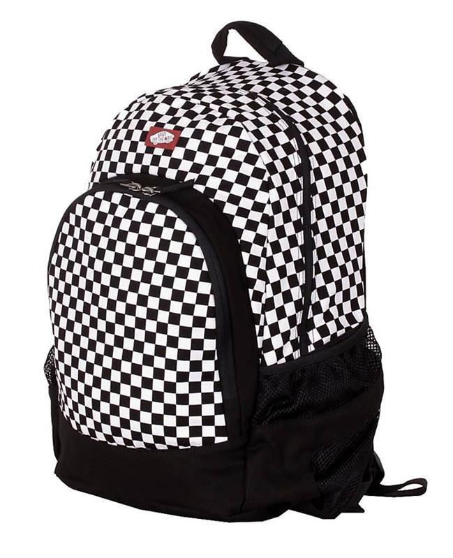 109db3ffdaabb Miniramp Skateshop plecak vans van doren backpack black/white