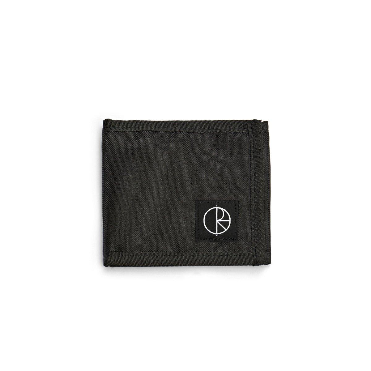 245c55100cba8 Miniramp Skateshop portfel polar cordura wallet black