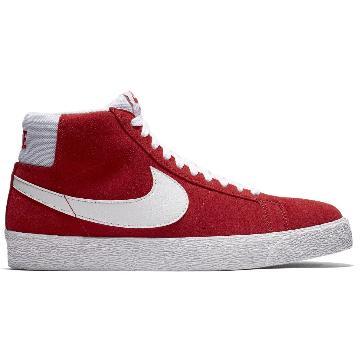 ... shoes nike sb zoom blazer mid university redwhite . 3701be67d480