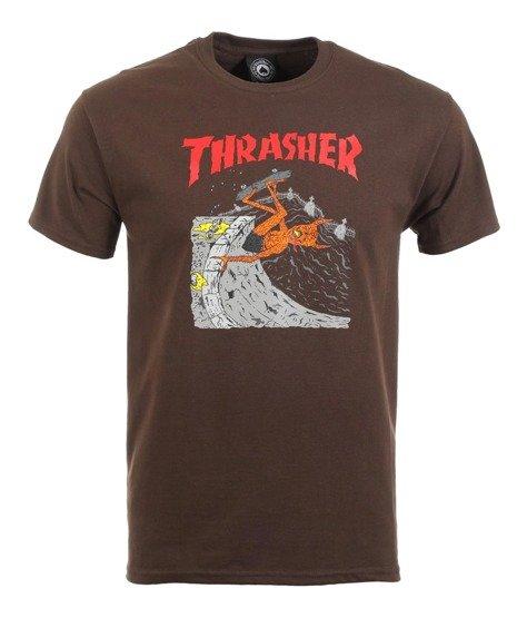 abc4247c52d0 thrasher NECKFACE INVERT T-SHIRT | Clothes \ T-shirts \ T-Shirts Brands \  Thrasher | Skateshop Miniramp.pl
