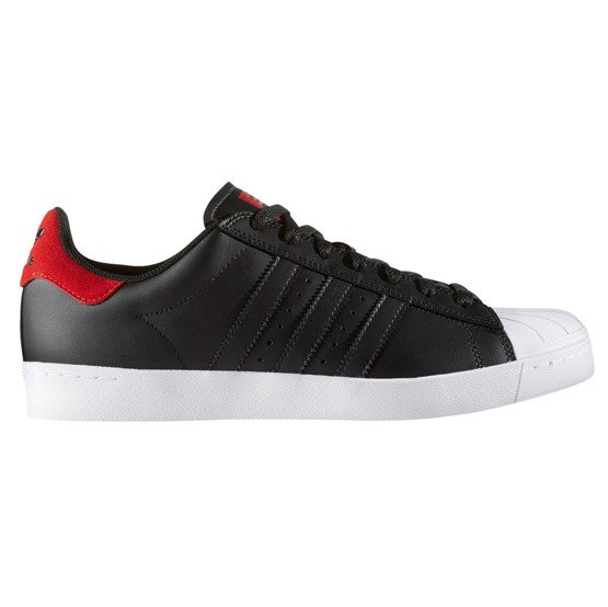841031e3a66cd Miniramp Skateshop buty adidas skateboarding superstar vulc adv  cblack/scarle/ftwwht