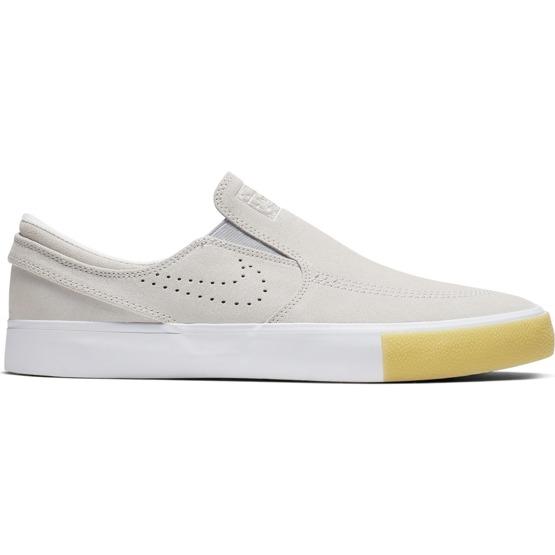 70d9f268a7 Janoski Slip Rm Se White/white-vast Grey-gum Yellow white   Shoes \ Nike SB  Shoes \ nike janoski Brands \ Nike SB SALE \ Sale - 40% \ Shoes   Skateshop  ...