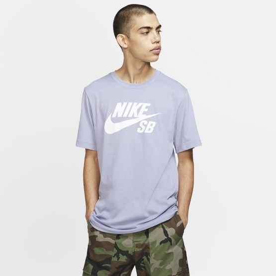 buying now authentic quality get new t shirt Nike Sb Dri-fit Indigo Haze