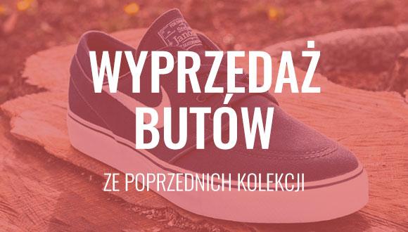 Wyprzedaz butów