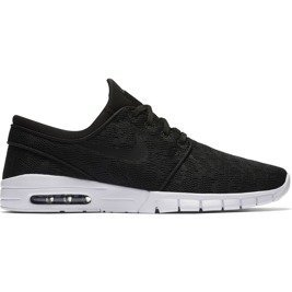 differently bb7a4 13c29 shoes nike sb stefan janoski max black black-white
