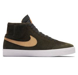 new concept 30b29 a1fcb shoes nike sb x we club 58 zoom blazer mid qs sequoia   gold