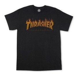 064b44e30c8e thrasher FLAME HALFTONE T-SHIRT