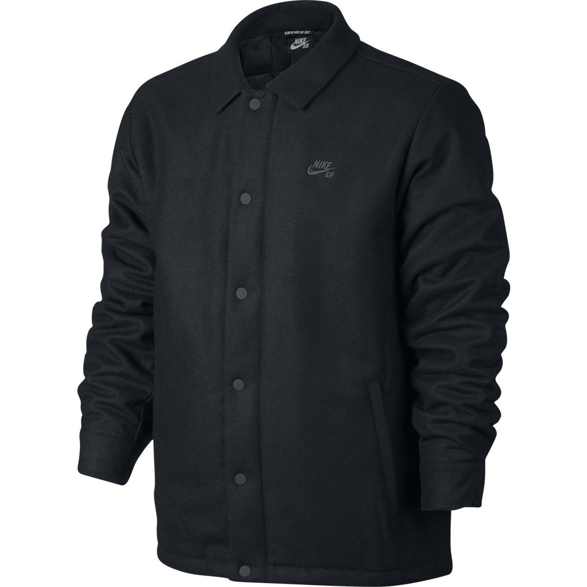 Nike SB Wool Coaches Jacket Black anthracite Click to zoom ... dff63e856