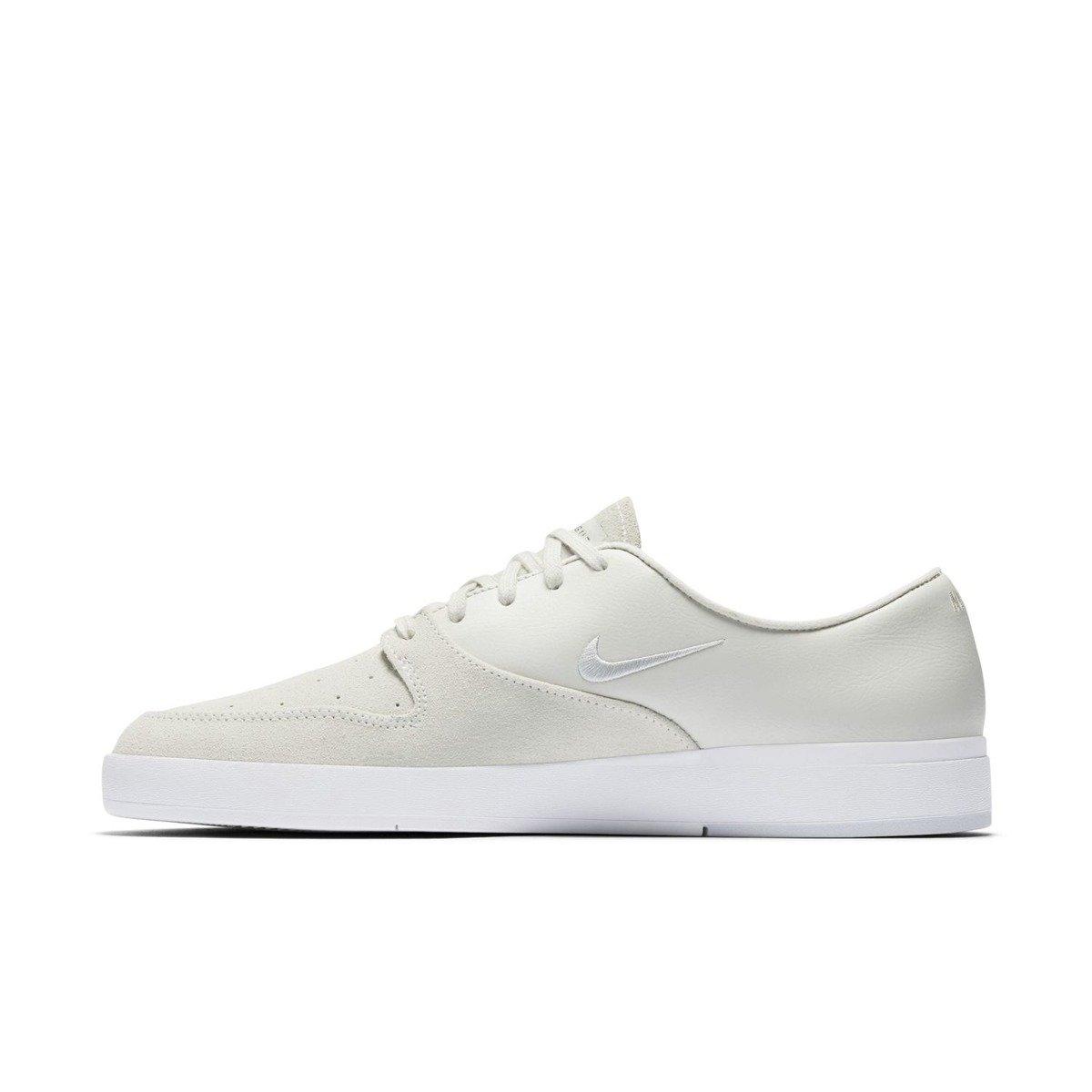 ... shoes nike sb zoom p-rod x white/pure platinum-black ...