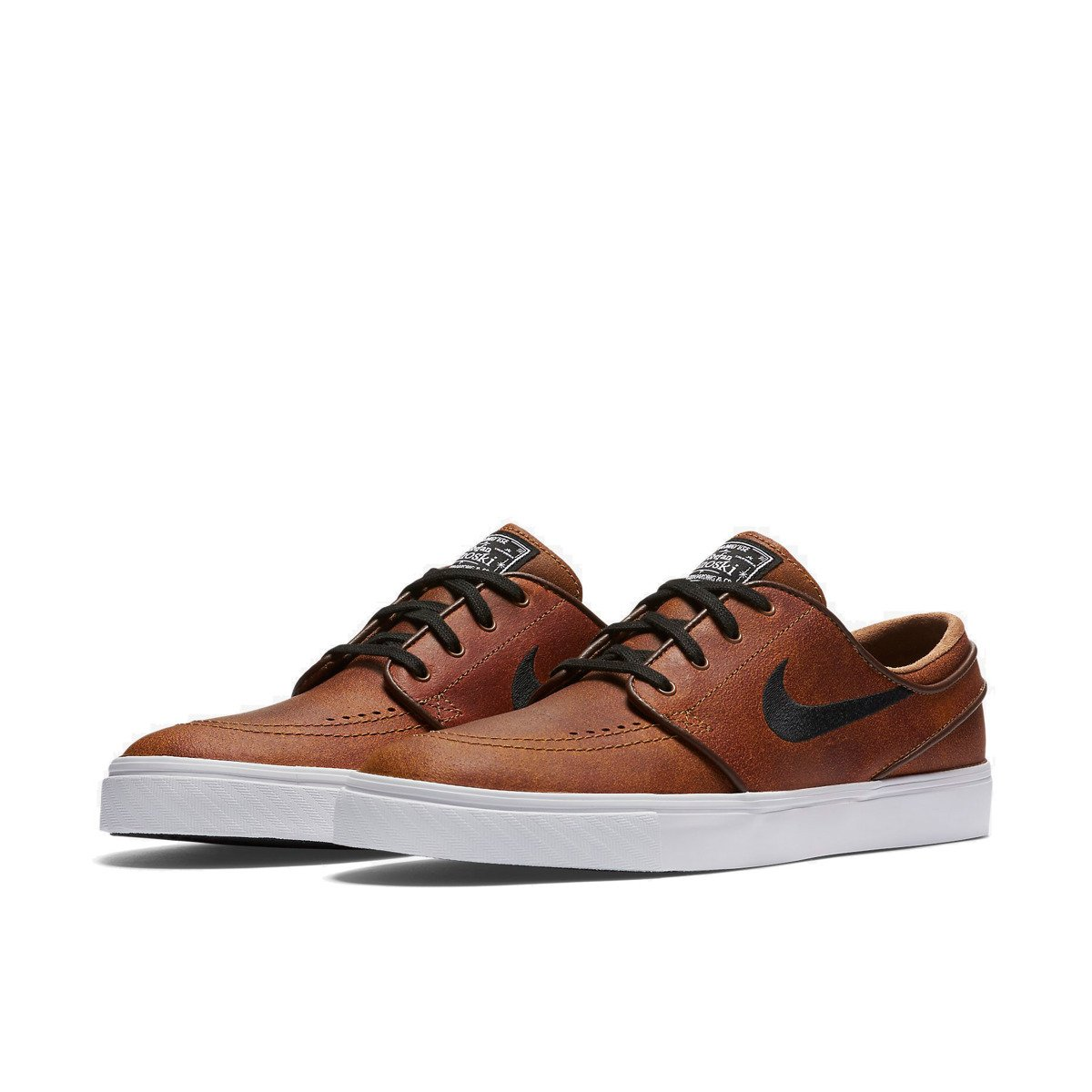70081c66f71fb ... Buty Nike SB Air Zoom Stefan Janoski Elite Anthracite black-white Click  to zoom ...
