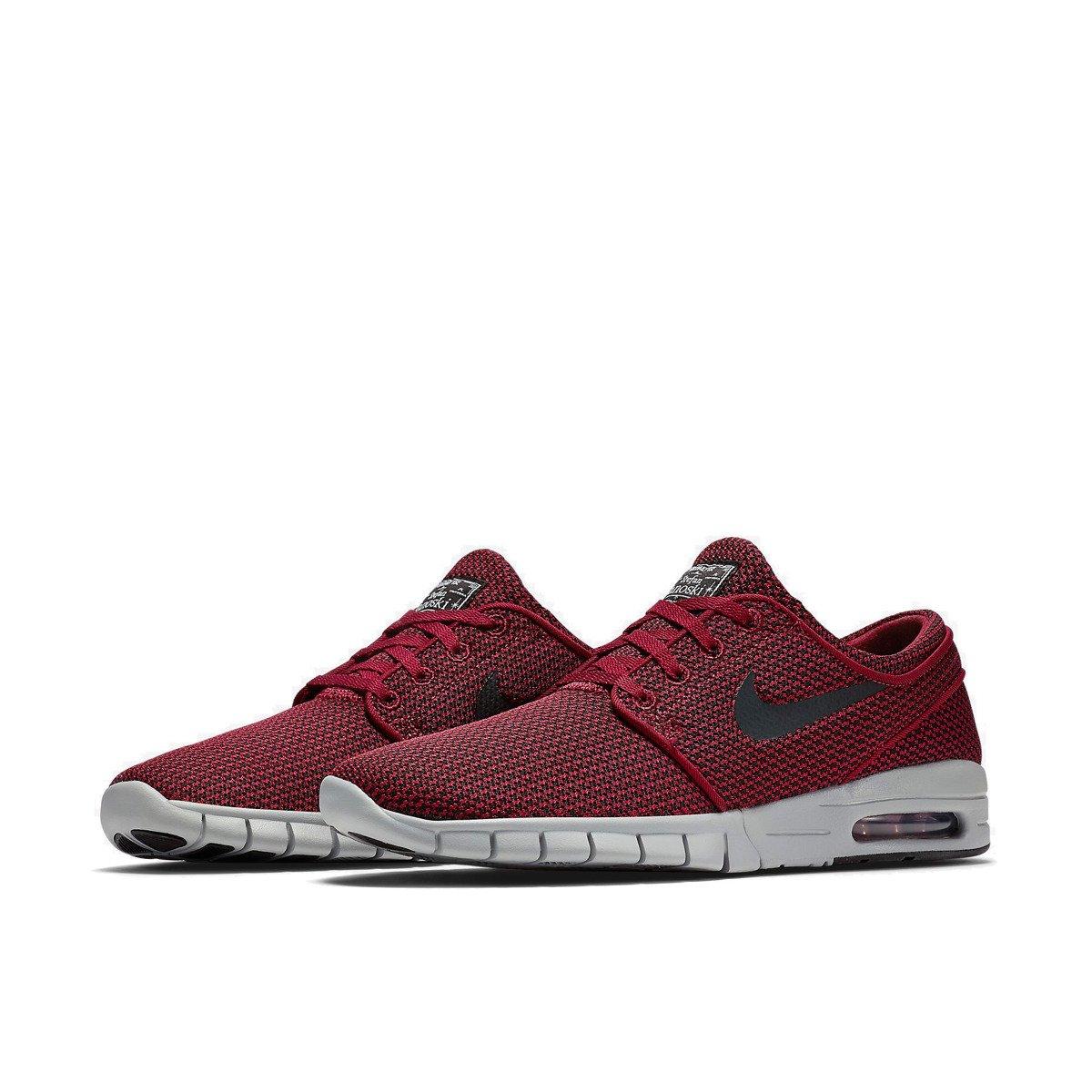 Nike SB Stefan Janoski Max Skate Shoes BlackWolf Grey