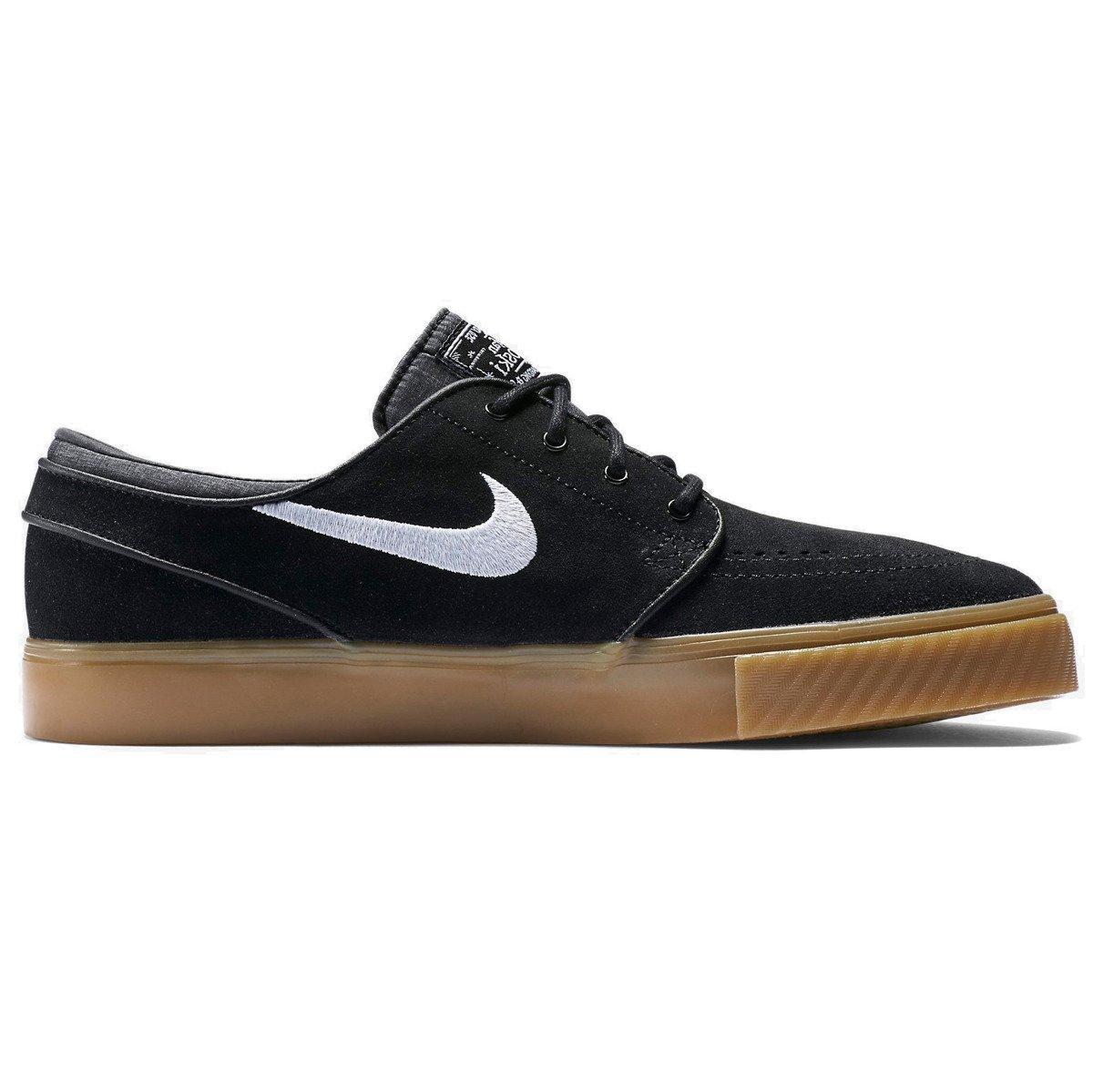 Buty Nike Zoom Stefan Janoski BLACK WHITE-GUM LIGHT BROWN Click to zoom ... ce13b212658f7