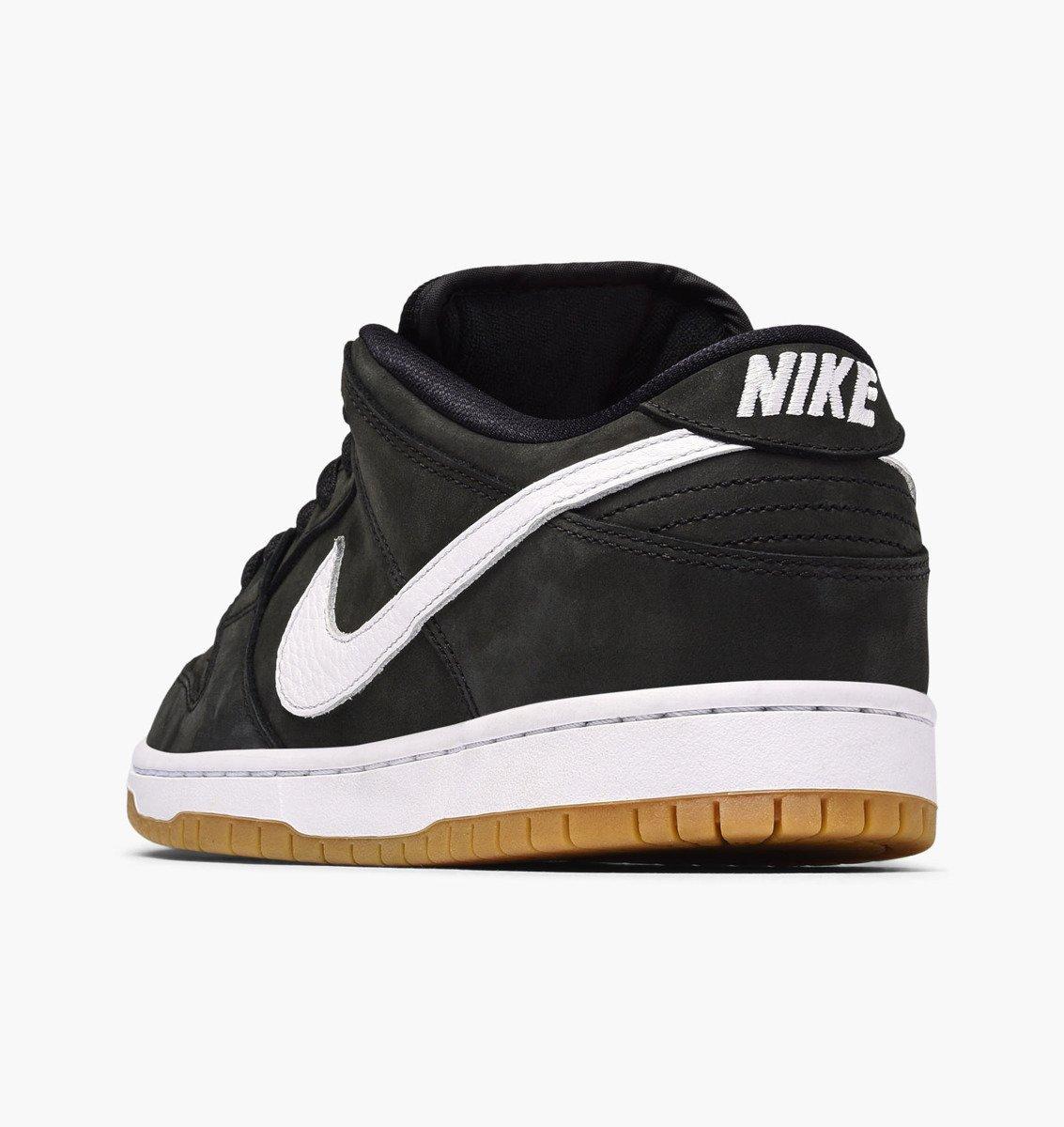 ... Nike Sb Dunk Low Pro Iso Black white-black Click to zoom ... f0993ebad