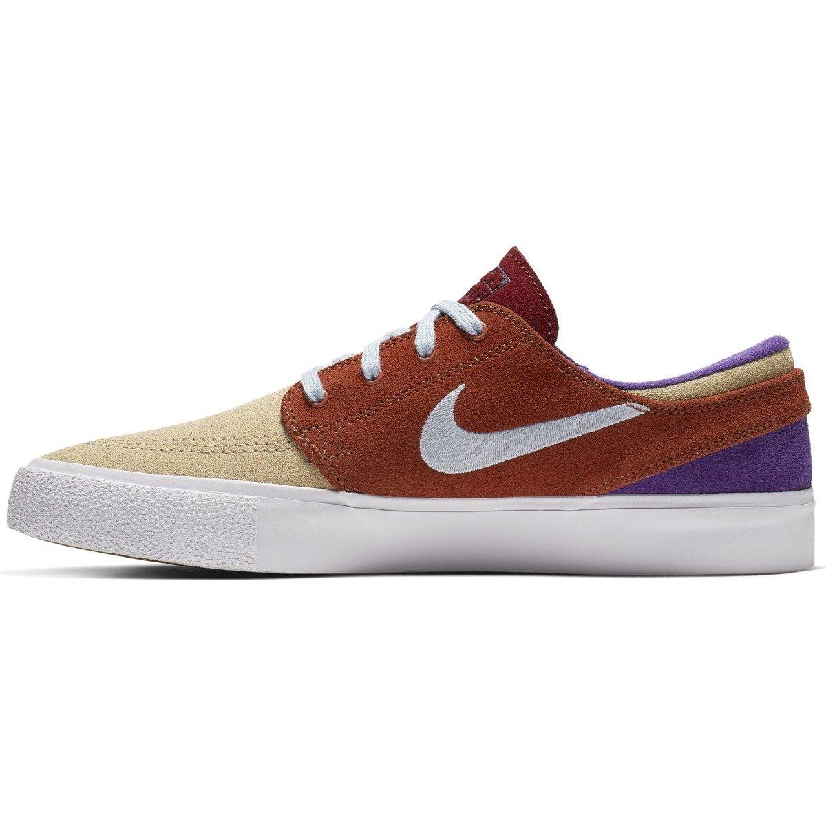 buy cheap running shoes wholesale price Nike Sb Zoom Stefan Janoski RM Desert Ore/lt Armory Blue-dusty Peach