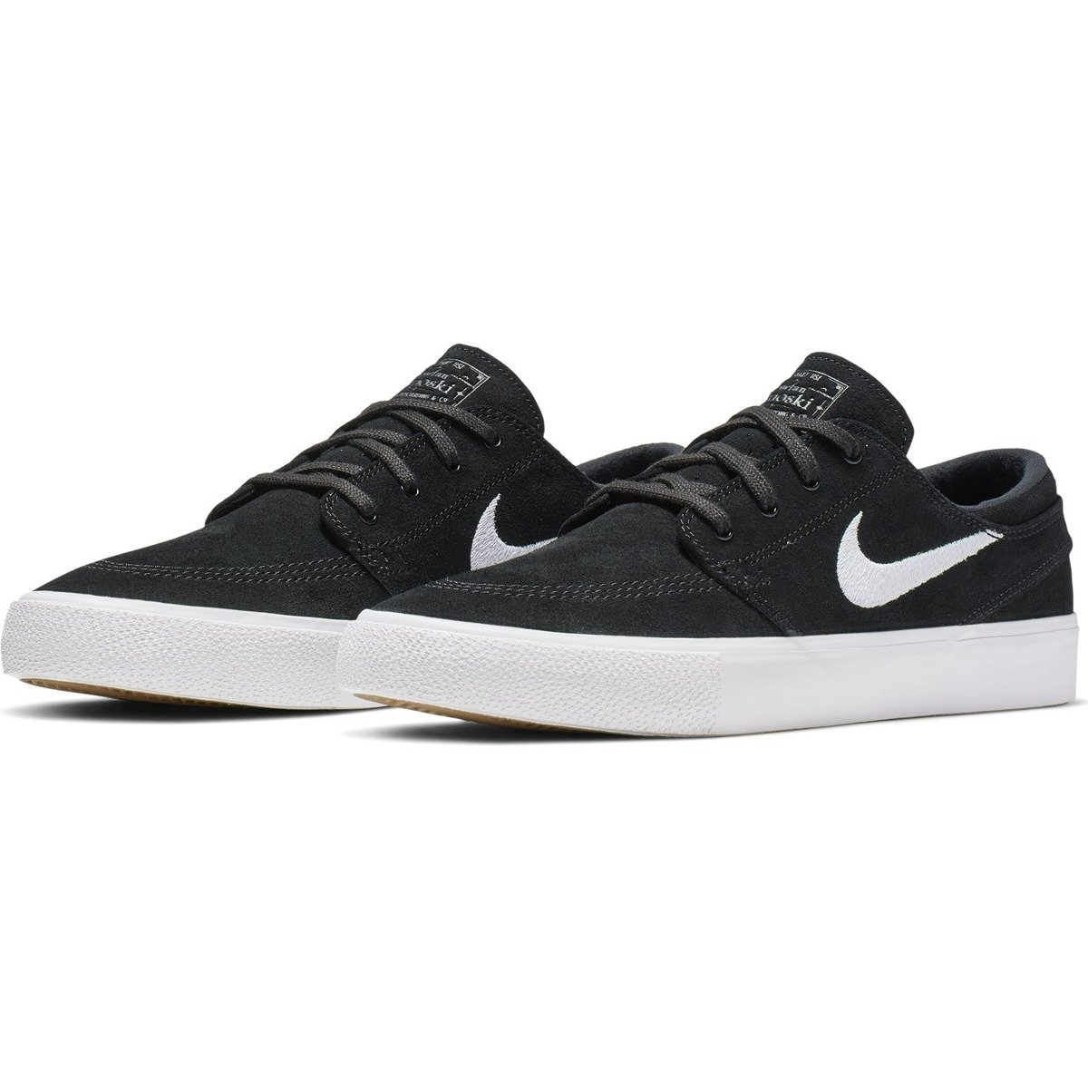 Sympton absorción circulación  Nike Sb Zoom Stefan Janoski RM SE Black/white-thunder Grey-gum Light Brown  BLACK | Shoes \ Nike SB Shoes \ nike janoski Brands \ Nike SB | Skateshop  Miniramp.pl