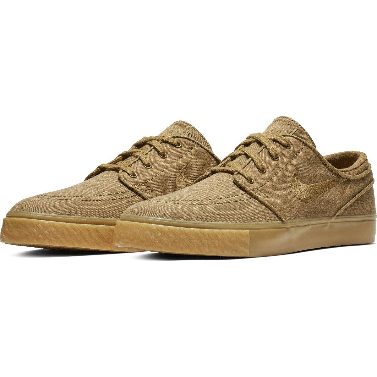 Nike Zoom Stefan Janoski golden beige