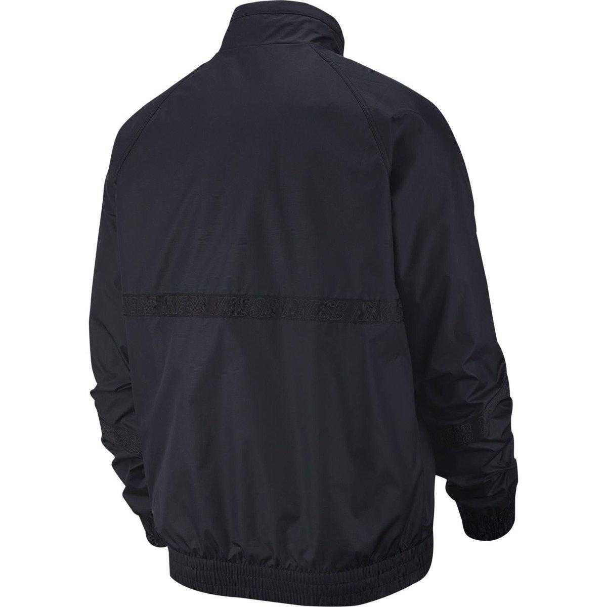 another chance 4ef5b 99fe6 Nike sb Ishod Jacket Orange label Black/black/black