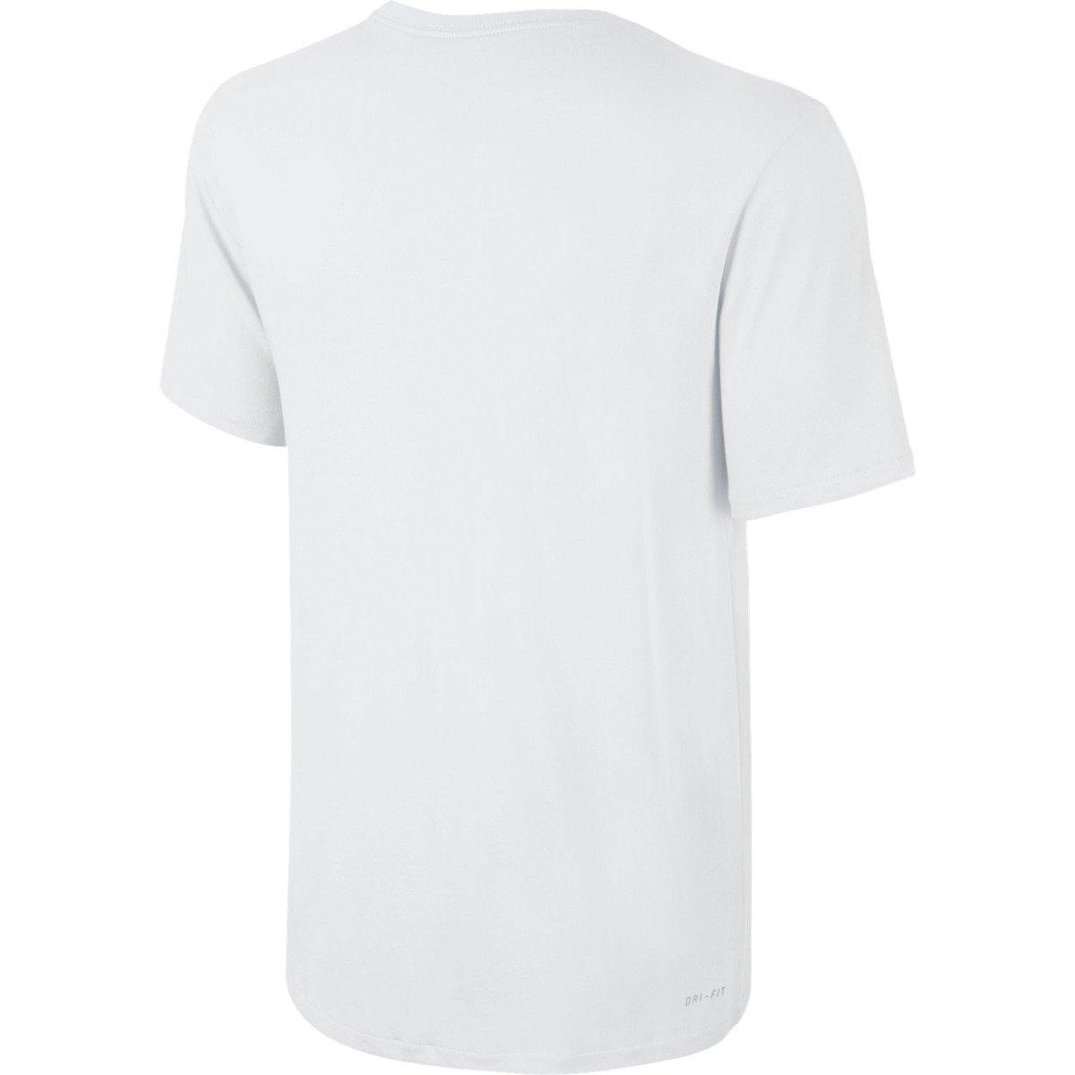 d8dcbb77db3f ... T-shirt Nike SB Dri-FIT Icon Logo Tee BLACK WHITE TUMBLED Click to zoom