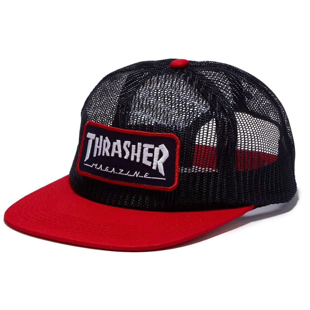 83cf09ac47e Thrasher Skategoat Wool Blend Snap Blk Click to zoom. Thrasher Magazine