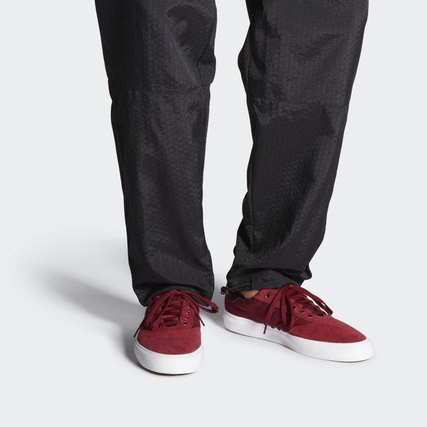 adidas 3mc vulc burgundy BLACK | Shoes