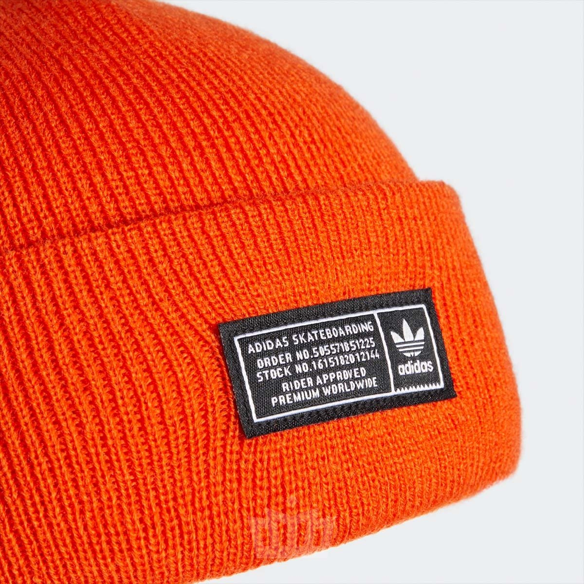 c3faa930f adidas JOE LOGO BEANIE Orange