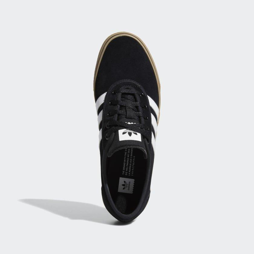 Altitud pañuelo lámpara  adidas adi-ease core black BLACK   Shoes \ Adidas Skateboarding Brands \  Adidas Originals SALE \ Sale - 40% \ Shoes   Skateshop Miniramp.pl
