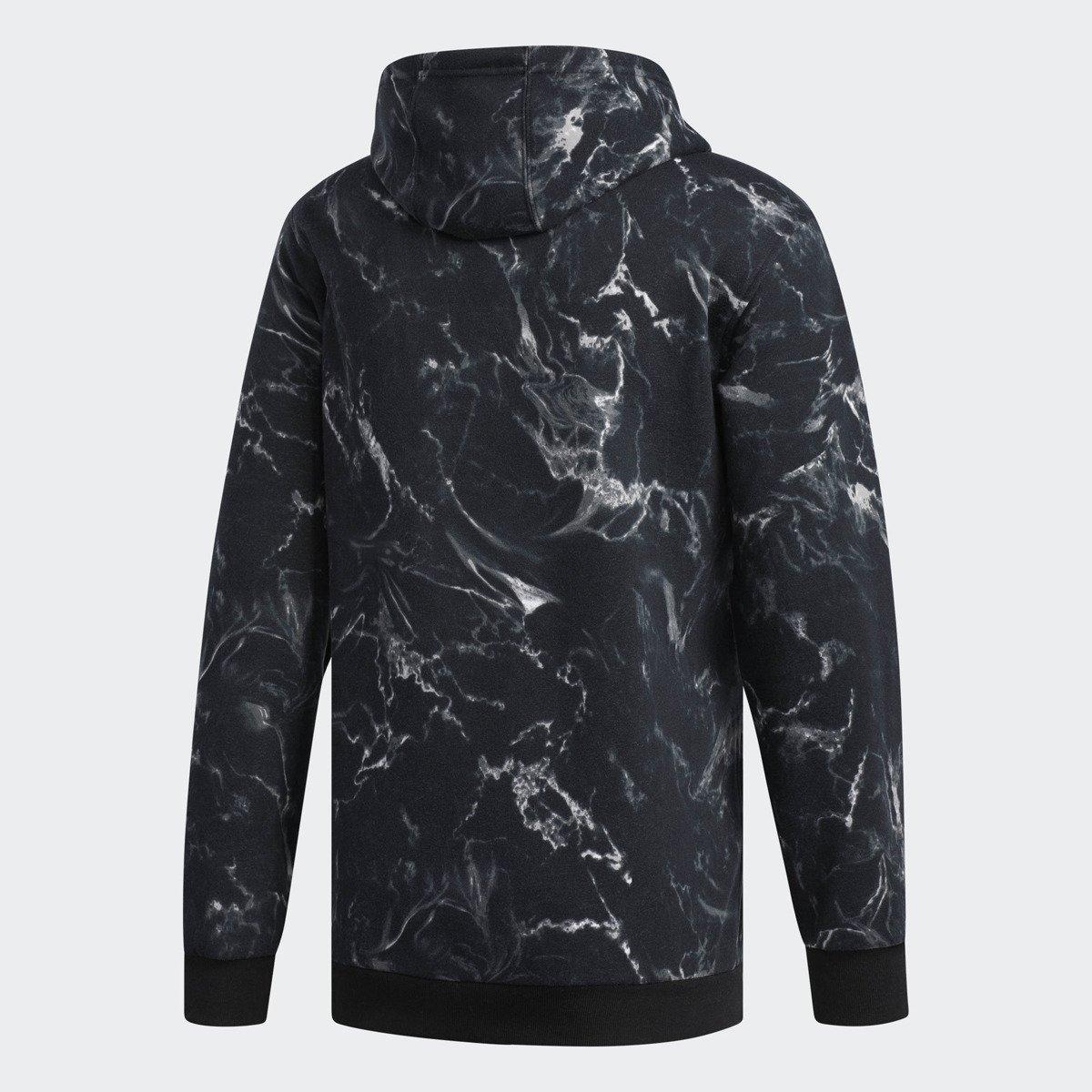 bluza adidas marble print