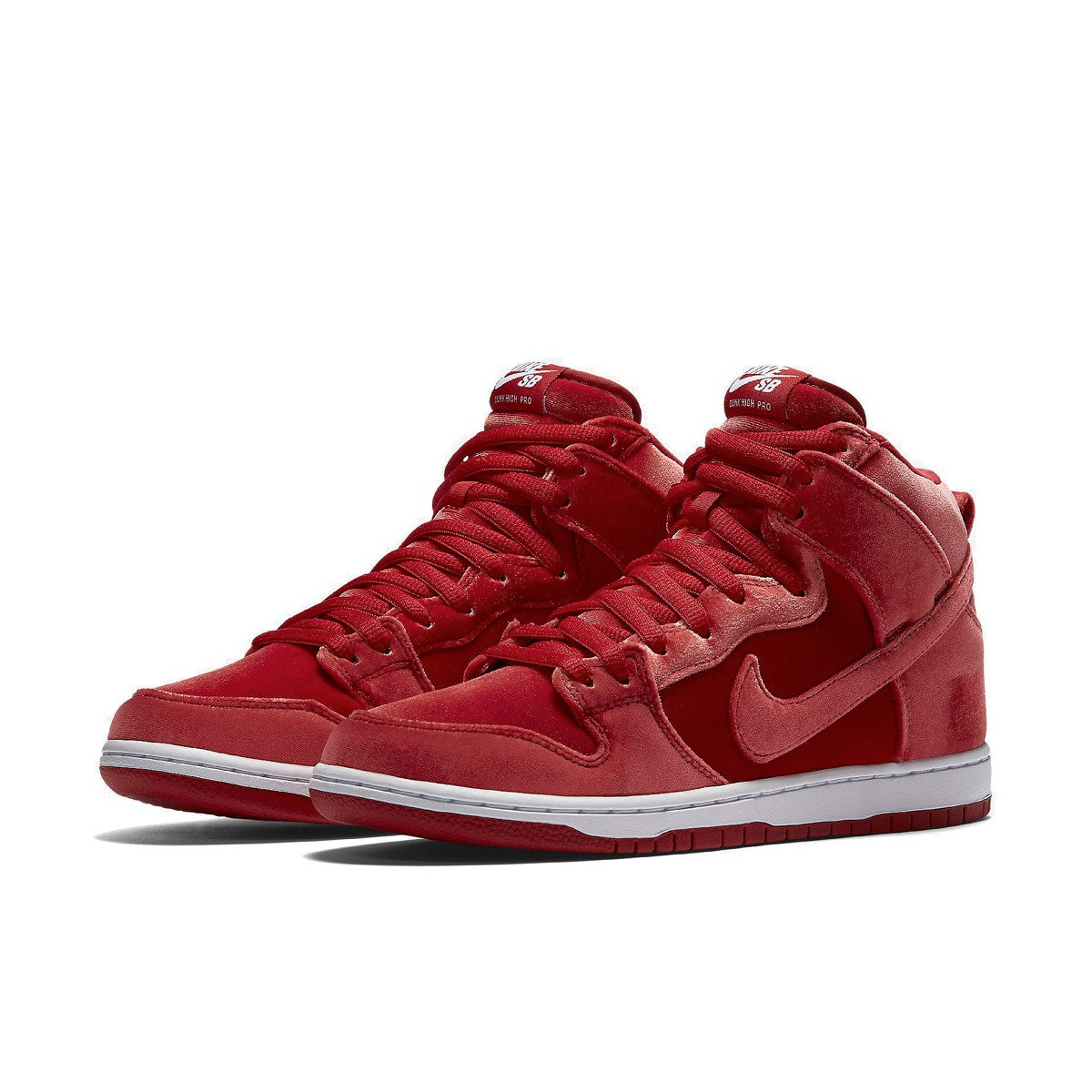on sale 16f68 f380b ... buty nike dunk high premium sb gym red gym red-white Click to zoom ...