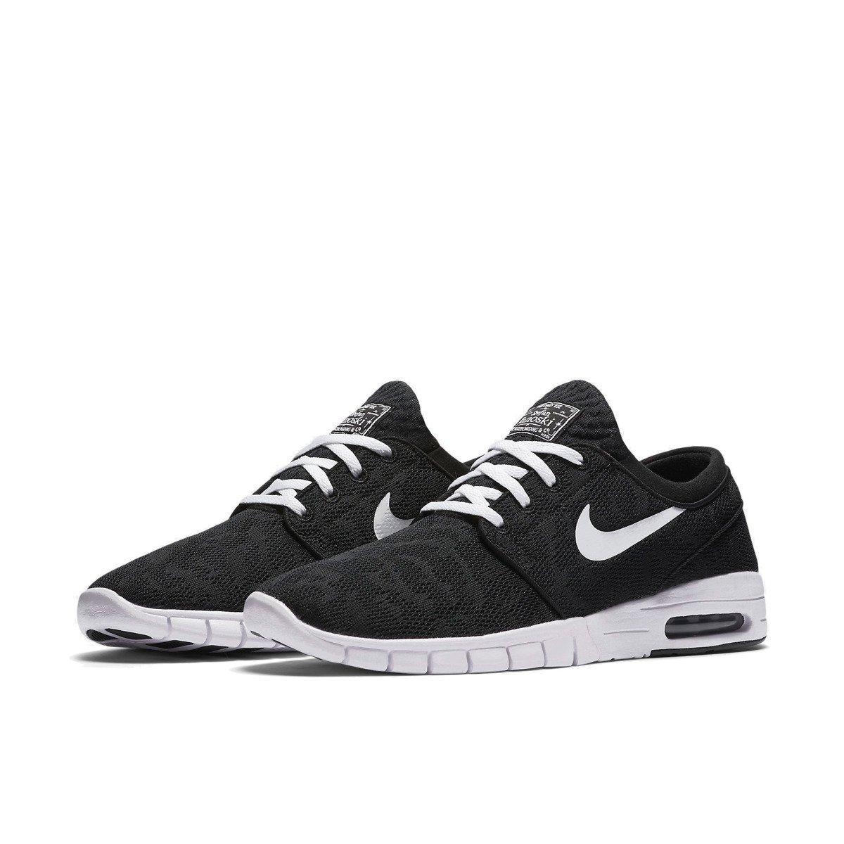 f1b884ea11e4 ... shoes nike sb stefan janoski max 631303-010 black white Click to zoom  ...
