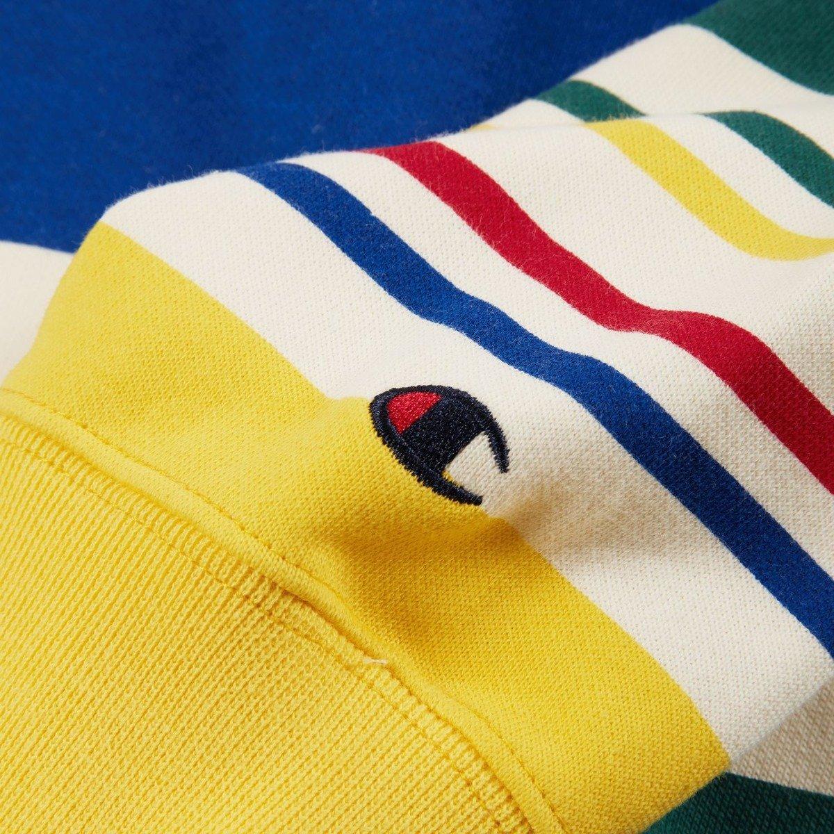 0b11cbfa359d champion striped logo hoodie   Brands \ Champion SALE \ Sale - 40 ...