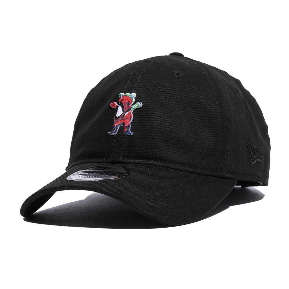 czapka grizzly x spiderman dad hat black Click to zoom ... ec78fdc939b