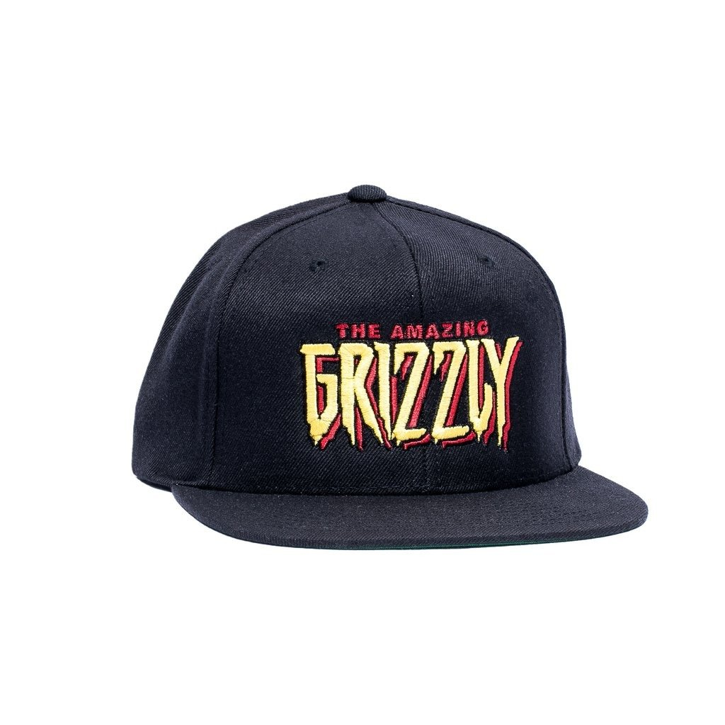 43e75c431fc grizzly x spider-man snapback Click to zoom ...
