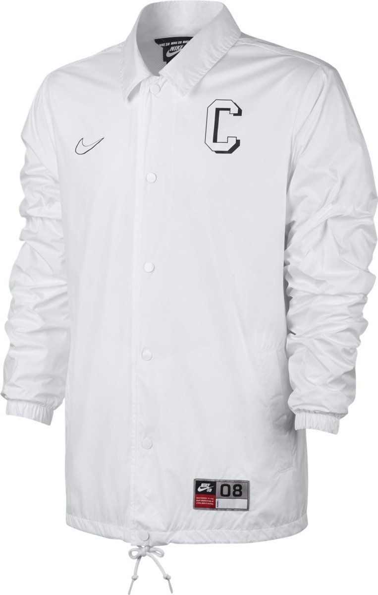 72677023e kurtka nike sb shield jacket white/black | Clothes \ Jackets Brands ...