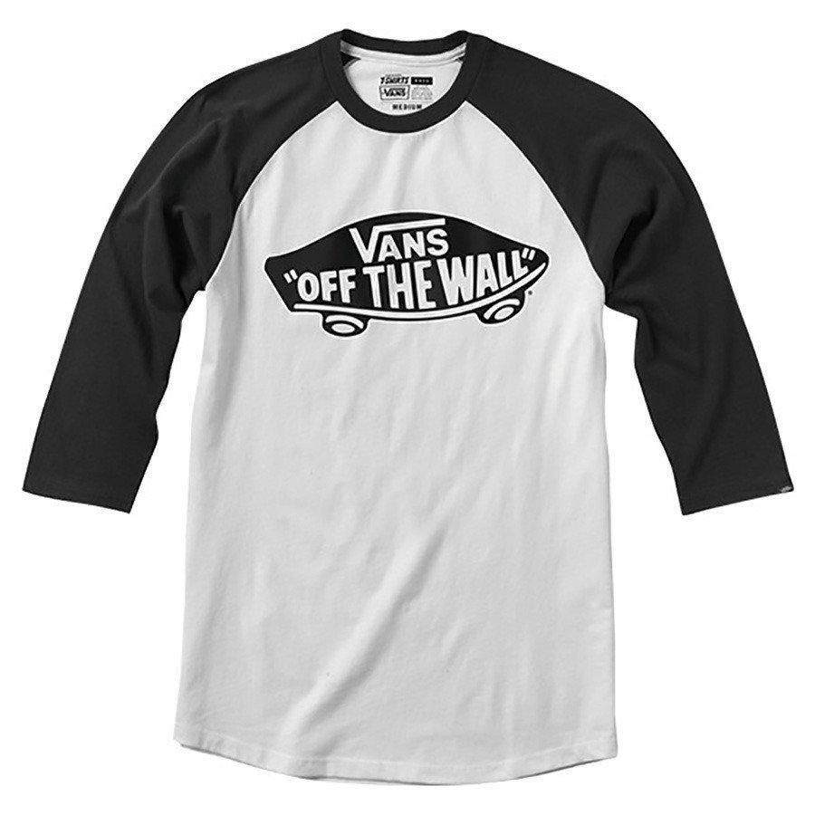 adea69e4739f5 mn otw raglan white-black | Clothes \ T-shirts \ Longsleeves SALE ...