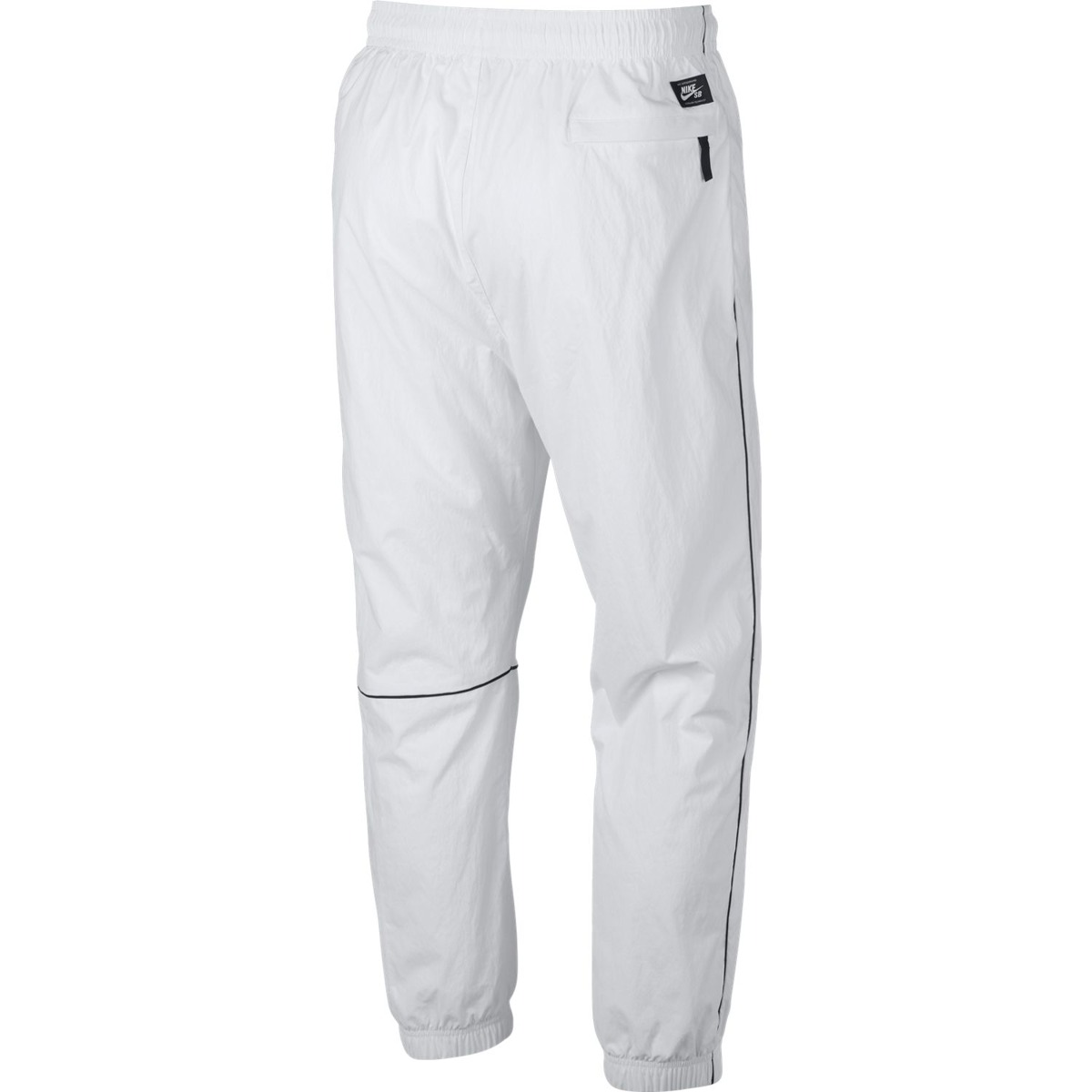 best collection cheapest authentic quality nike Sb Pant Track Swoosh pants White/black/black