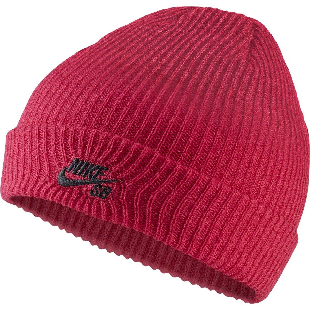 nike sb fisherman beanie Rush Pink black red  0d5b6a8c437c