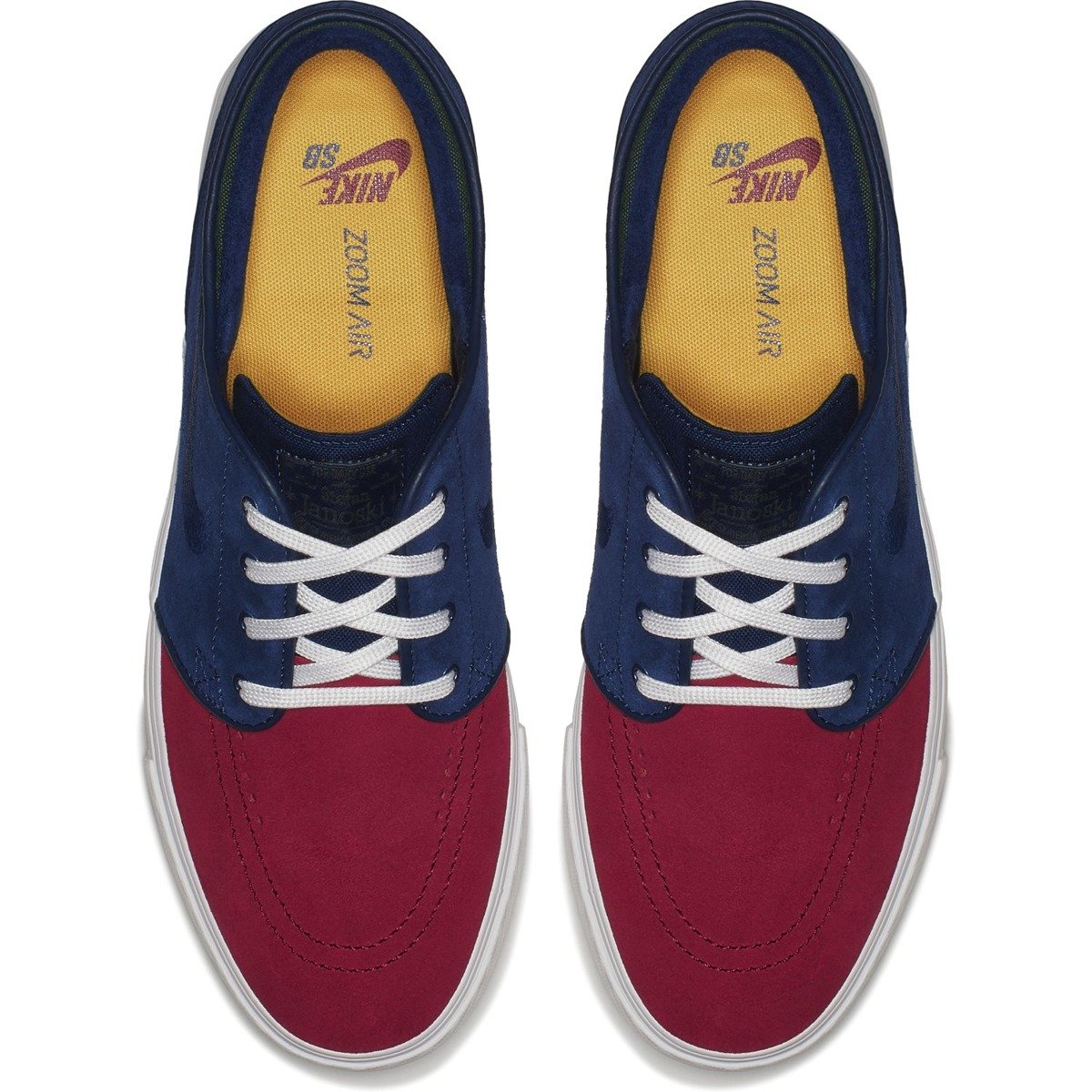 detailed pictures eef05 cdb5f ... nike sb janoski RED CRUSH BLUE VOID-WHITE-MIDNIGHT GREEN Click to zoom  ...
