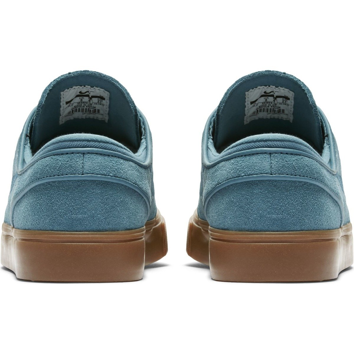 ... shoes nike zoom stefan janoski noise aqua/noise aqua-thunder blue ...
