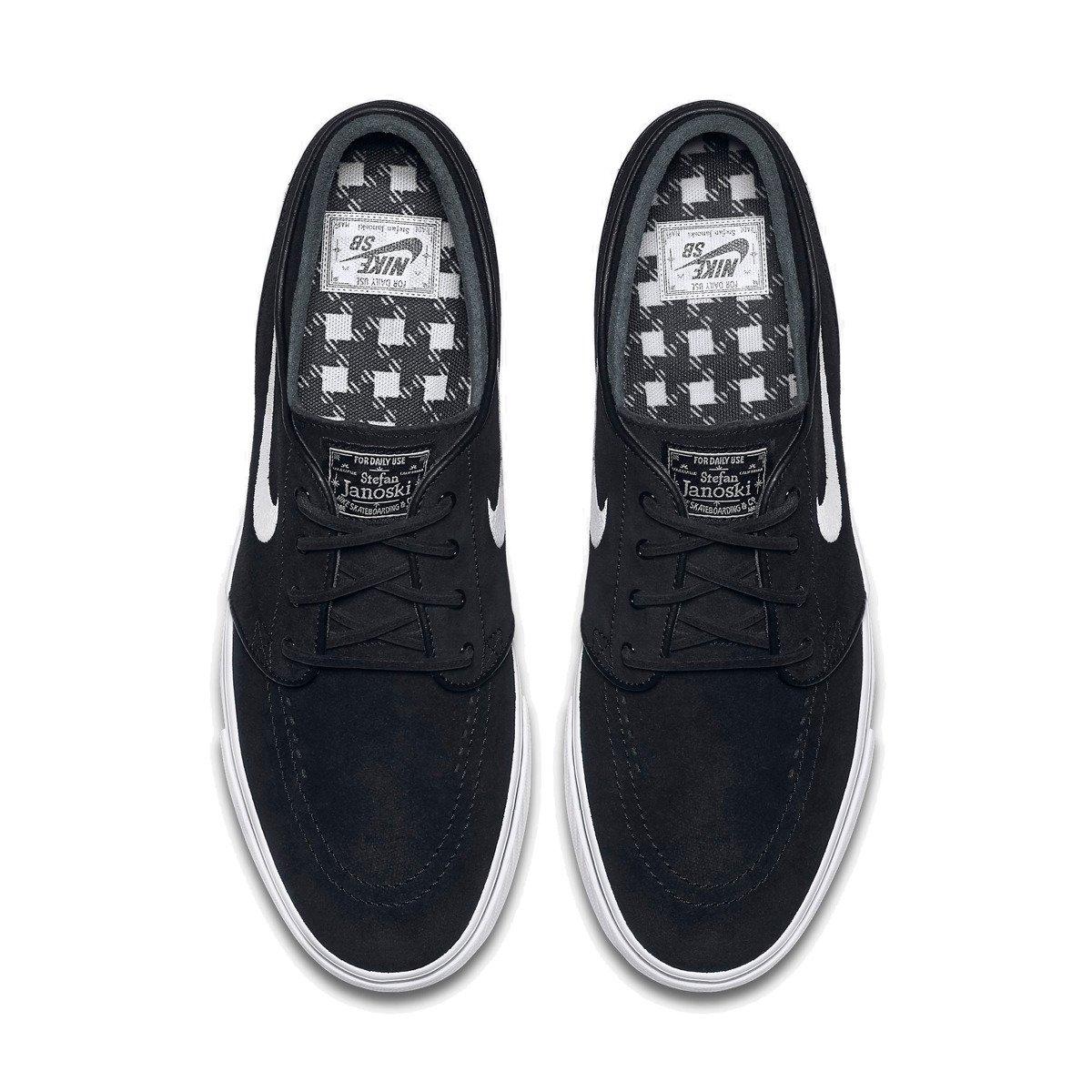 save off 64d4d e3ad0 ... shoes Nike SB Air Zoom Stefan Janoski OG blackwhite-gum light brown  Click to zoom ...