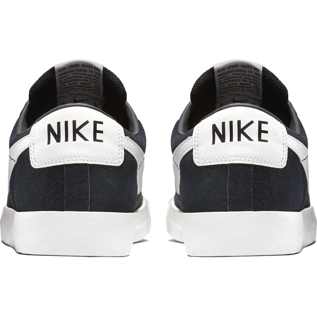 51785ad6e0d7d ... shoes Nike Sb Blazer Low Gt Black sail Click to zoom ...