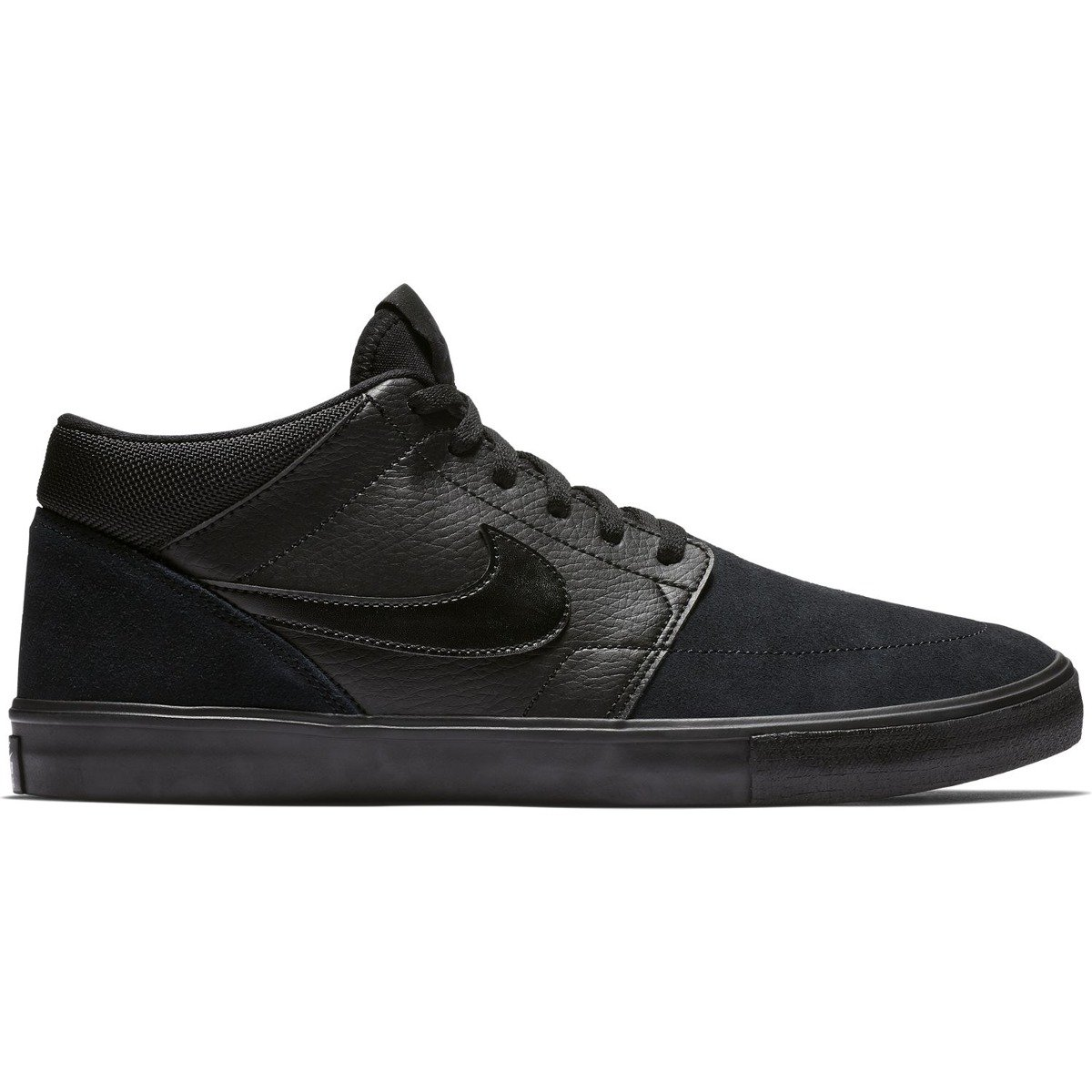 shoes Nike Sb Solarsoft Portmore Ii Mid Black black-black-anthracite Click  to zoom ... 368141fc98