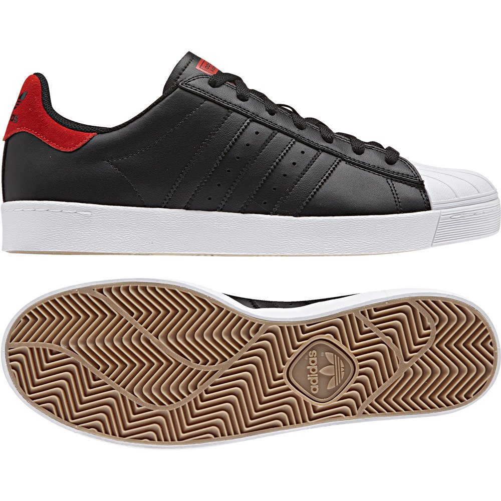 best cheap 15b5e 5cd3a Click to zoom  shoes adidas skateboarding superstar vulc adv cblack scarle  ftwwht Click to zoom ...