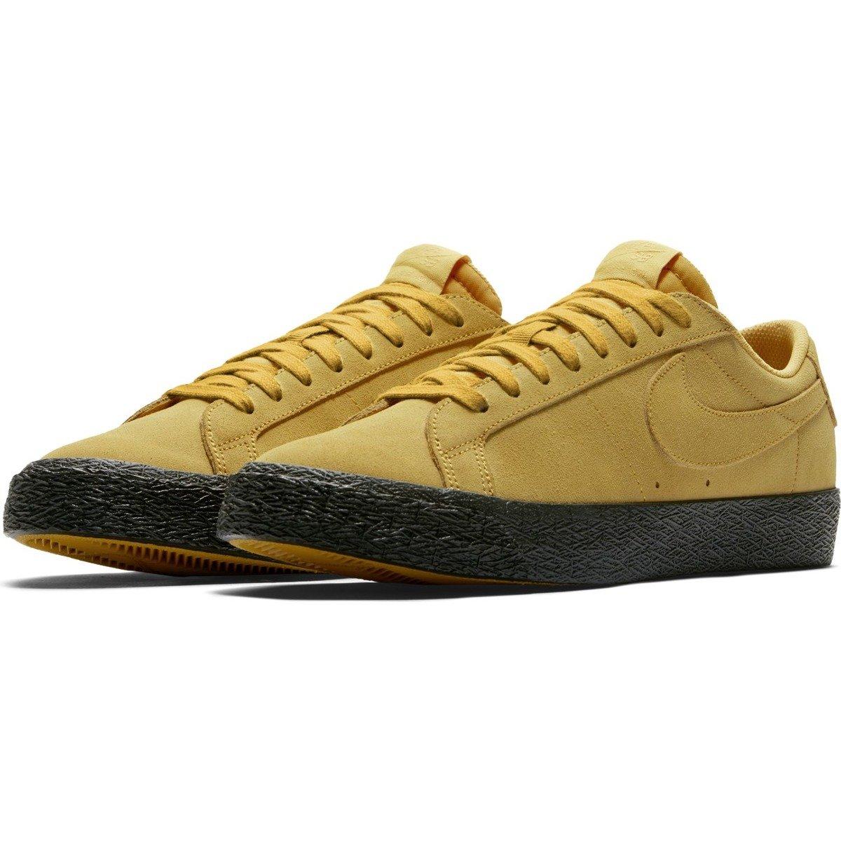 uk availability c795d 14bd8 shoes nike sb zoom blazer low YELLOW OCHRE/YELLOW OCHRE-BLACK