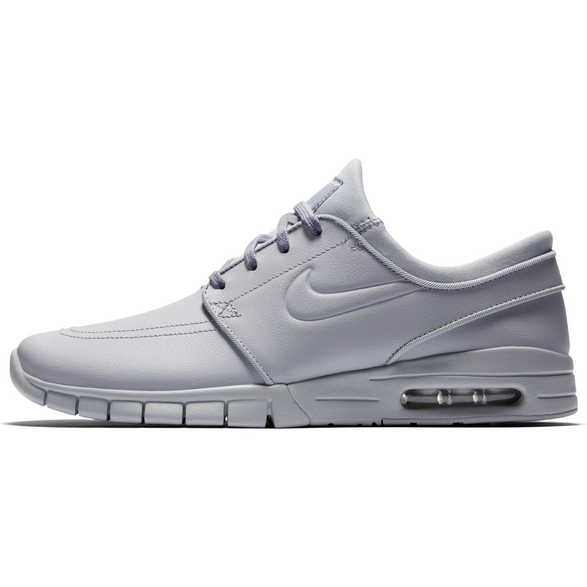 pretty nice 4d399 09282 Click to zoom  shoes nike stefan janoski max l skateboarding shoe wolf grey wolf  grey-mtlc pewter